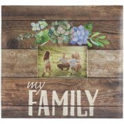 Album 12x12 Tum MBI -  My Family - Post Bound