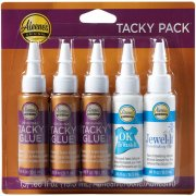 Aleene's Tacky Pack - 5 x 19,5 ml