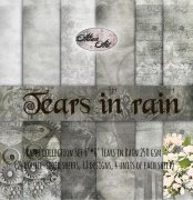 Paper Pad 6x6 - Altair Art - Tears in Rain