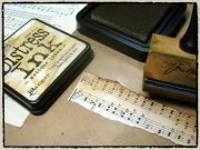Distress Ink - Antique Linen - Tim Holtz