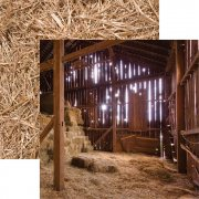 Papper Reminisce - At the Farm - In The Barn