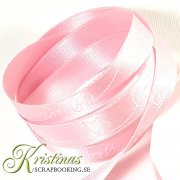 Satinband Baby - 15 mm - Rosa