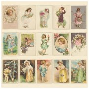 Vintage Bilder Pion Design - Images From the Past - Children