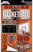 3D Stickers - Basketball - Reminisce