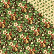 Papper Graphic45 - St Nicholas - Bells And Bows