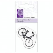 Clearstamps Cart-Us - Bike