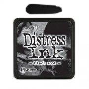 Distress Ink Mini - Black Soot - Tim Holtz/Ranger