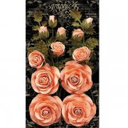 Blommor Graphic 45 - Precious Pink