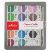 I Kan'dee Chalk Set - Pebbles - Basic Brights