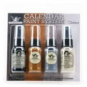 Calendar Paint System Tattered Angels