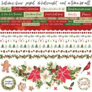 Cardstock Stickers - Kaisercraft - Peace & Joy