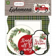 Die Cuts - Carta Bella - Christmas Delivery Presents