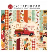 "Paper Pad 6""x6"" - Carta Bella - Fall Break"