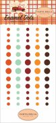 Carta Bella - Fall Break Enamel Dots  - 60 st