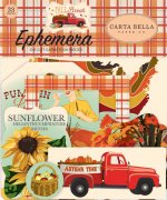 Die Cuts - Carta Bella - Fall Break