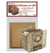 Cartonnage Kit Stamperia - Royal Box & Book