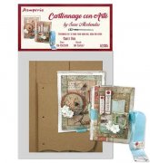 Cartonnage Kit Stamperia - Sweet Box