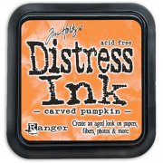 Distress Ink - Carved Pumpkin - Tim Holtz