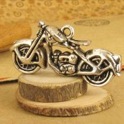 Charms 1 st - Motorcykel 34mm