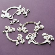 Chipboard Die Cuts - Ornament