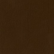 Cardstock Bazzill - Canvas - Chocolate