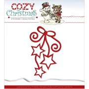 Dies Find It Trading - Cozy Christmas - Hanging Stars