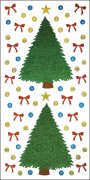 Stickers Sticko - Christmas Tree - 50 delar