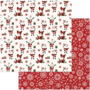 Papper Photo Play - Mad 4 Plaid - St. Nick