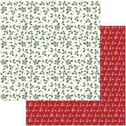 Papper Photo Play - Mad 4 Plaid - Christmas Holly