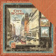 Papper Graphic45 - Cityscapes - Cityscapes