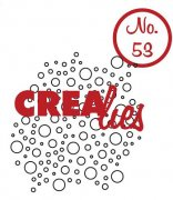 Clearstamp - Crealies - Bits & Pieces - no.53 - Cirklar
