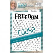 Clear Stamps Coosa Crafts - Background Freedom