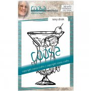 Clear Stamps Coosa Crafts - Drink