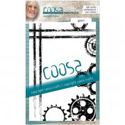 Clear Stamps Coosa Crafts - Gears
