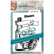 Clear Stamps Coosa Crafts - Tasting Beer