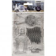 Clear Stamps Studio Light - Snowy Afternoon