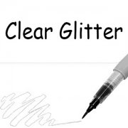 Wink Of Stella Glitter Brush - Clear Glitter