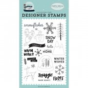 Clearstamps Cartabella - Frost And Ice