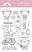 Clearstamps Doodlebug - Bundle of Joy - Doodle Stamps