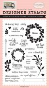 Clear stamps Cartabella - Spring Market