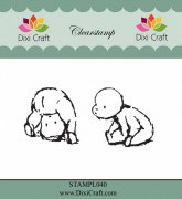 Clear Stamps Dixi Craft - Babies 1