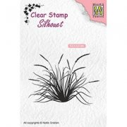 Clear Stamps Nellie Snellen - Blooming Grass
