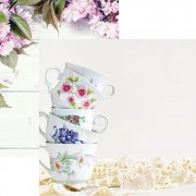 Papper Reminisce - Coffee & Tea - Tea Time