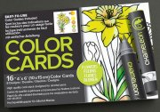 Chameleon Color Cards 10x15 - Flowers