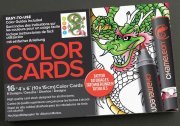 Chameleon Color Cards 10x15 - Tattoo