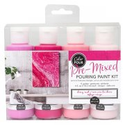 Color Pour - Pouring Paint kit - Berry