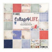 Paper Pad 8x8 - Cottage Life - 49 and Market