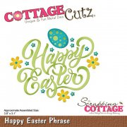 CottageCutz Dies - Happy Easter