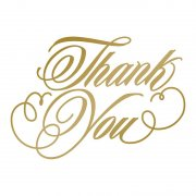 Couture Creations - Anna Griffin - Foil Stamp Die - Thank You