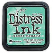 Distress Ink - Cracked Pistachio - Tim Holtz